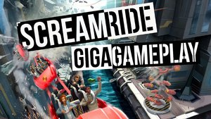 GIGA Gameplay: Screamride
