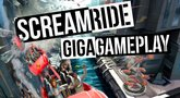 GIGA Gameplay: Trials + Rollercoaster Tycoon = Screamride!