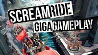 GIGA Gameplay: Trials + Rollercoaster Tycoon = Screamride!