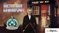 Gewinnt die achte Staffel von DOCTOR WHO & die Uhr des Masters!