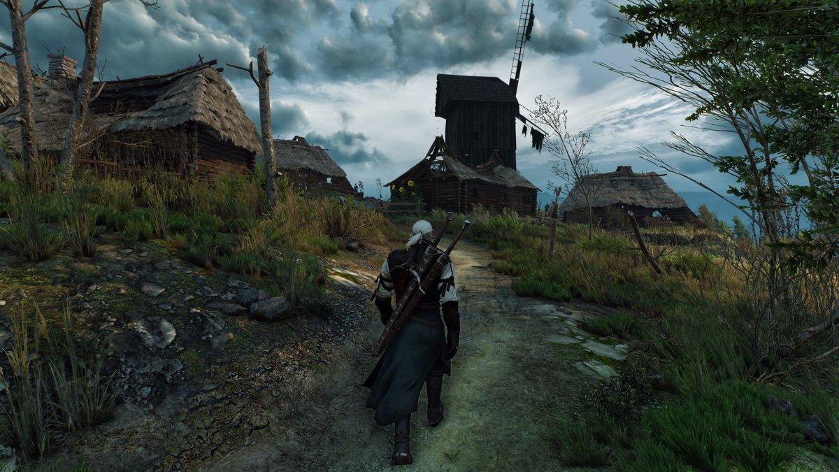 The Witcher 3 Spielzeit