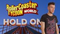 Rollercoaster Tycoon World: Entwickler erklärt Trailer-Debakel