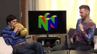 Das große Nintendo 64 Special: Martin und Dominic in der New Dimension of Fun!