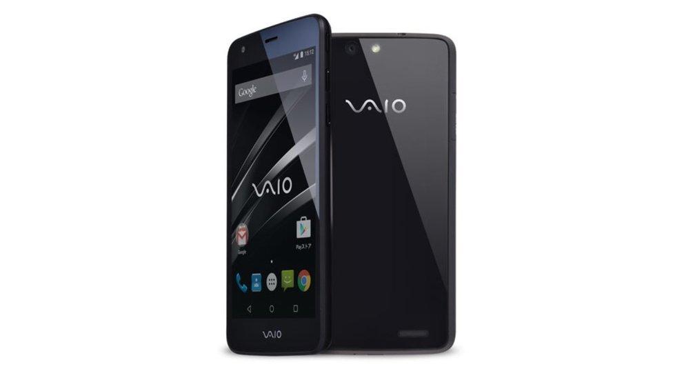 VAIO Phone: Teurer Mittelklassler mit Nexus 4-Optik offiziell vorgestellt