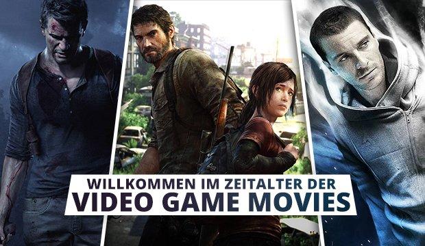 Willkommen im Zeitalter der Videospielverfilmung: Was können Warcraft, Assassin's Creed, Last of Us & Co?