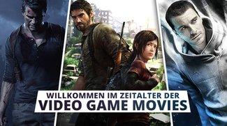 Auf welche Videospielverfilmung freut ihr euch am meisten?