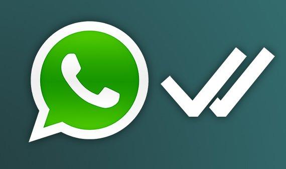 whatsapp haken zeichen