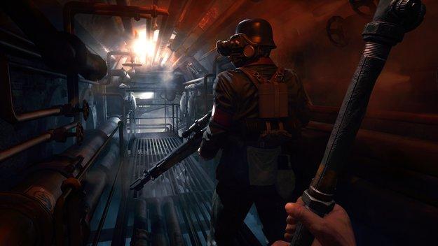 Wolfenstein - The Old Blood: Nazi-Zombies mit von der Partie?