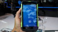 ZTE T60: Robustes Outdoor-Phablet im Hands-On-Video [MWC 2015]