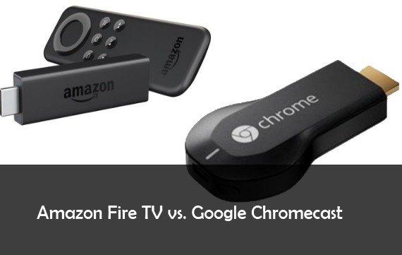Amazon Fire TV Stick vs. Chromecast: Vergleich und Unterschiede