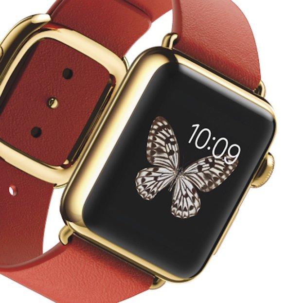 Apple Watch Edition: Auch die Rückgabe ist etwas Besonderes