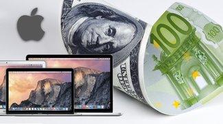 Höhere Preise bei Apple: Wir nennen die Gründe