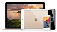 Apple MacBook: Wallpaper – Frische Pixel