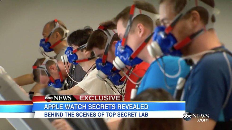 Apple Watch: Video aus Apples geheimem Test-Labor [Update]