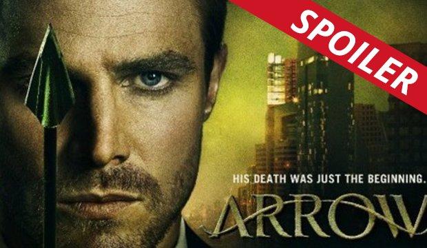 Arrow Staffel 3: Behind the Scenes Video vom Fight mit Ra's al Ghul