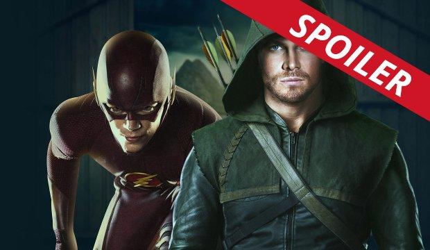Arrow & The Flash: Epische neue Trailer mit harten Spoilern