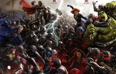 Avengers 2 – Age of Ultron:...