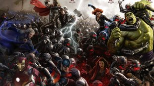 Avengers 2 - Age of Ultron: Neuer TV-Spot zum Comic-Sequel