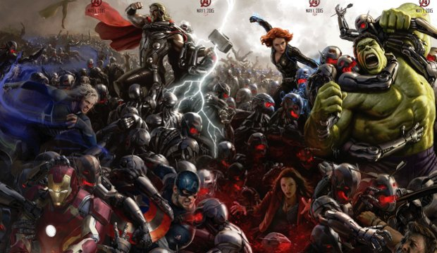 Avengers 2 - Age of Ultron: Neuer TV-Spot zum Comic-Sequel