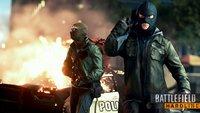 Battlefield Hardline: Auf allen Plattformen der Spitzenreiter