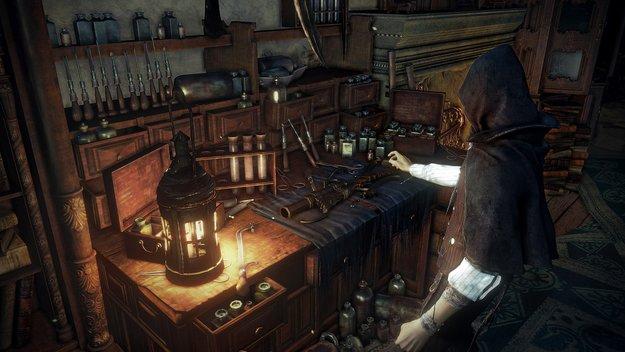 Bloodborne: Die Caryll-Runen - Effekte und Fundorte im Leitfaden