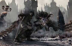 Bloodborne: Schmiede fertigen...