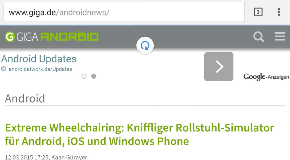 chrome-41-android-pull-to-refresh