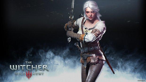 The Witcher 3: Ciri – alles zu Geralts Ziehtochter