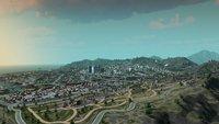 Cities - Skylines: Spieler baut Los Santos aus GTA 5 nach