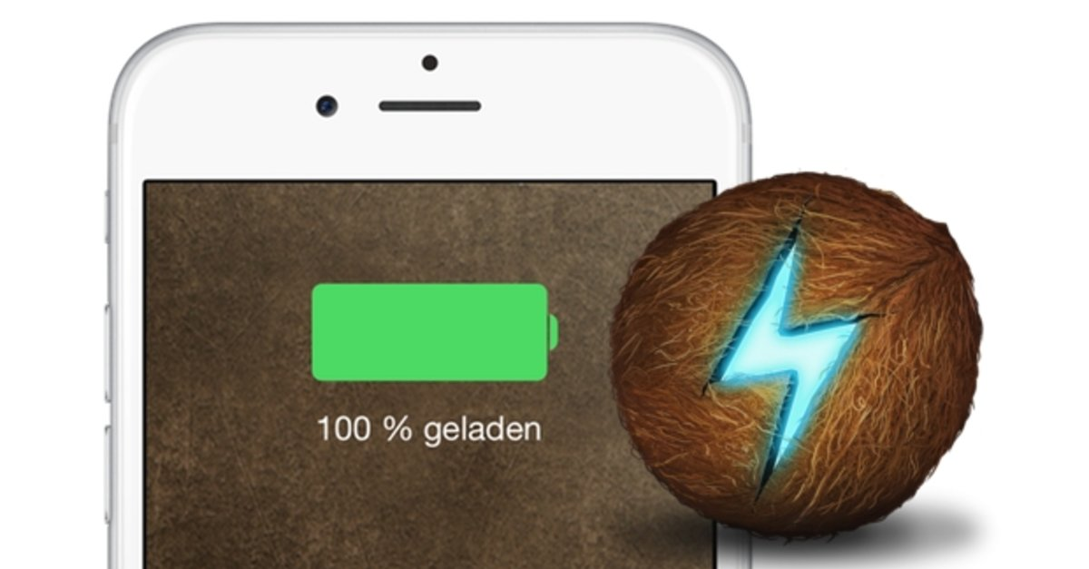 iphone akku gesundheit testen mit coconutbattery tipp giga. Black Bedroom Furniture Sets. Home Design Ideas