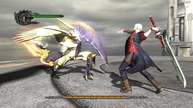 Devil May Cry 4 Special Edition: Der Gameplay-Trailer präsentiert alle spielbaren Charaktere