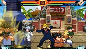 Dragon Ball Z: Extreme Butoden (Nintendo 3DS)