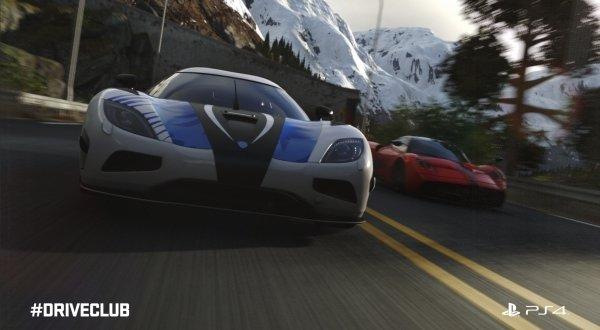 DriveClub: Neue Hinweise zur PS Plus-Edition