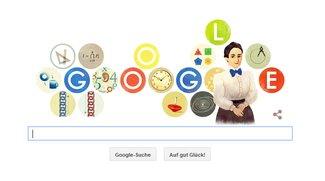Emmy Noether: Mathe, Algebra, Theoreme  - Was zeigt Google heute am 23. März?
