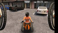Extreme Wheelchairing: Kniffliger Rollstuhl-Simulator für Android, iOS und Windows Phone