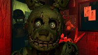 Five Nights at Freddy's 3: Plötzlich auf Steam erschienen