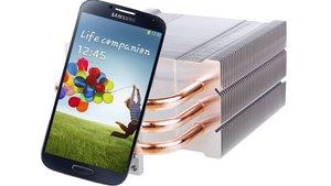 Ein Armband heilt Krebs und Smartphones mit Flüssigkühlung - Ein paar Minuten Android
