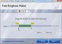 Free Ringtone Maker