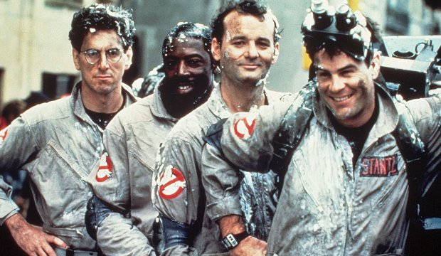 Ghostbusters-Reboot: Männlicher Cast mit Channing Tatum & Chris Pratt?