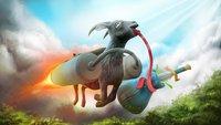 Dota 2: Bald mit Ziege des Goat Simulators? Ihr entscheidet! (Trailer)
