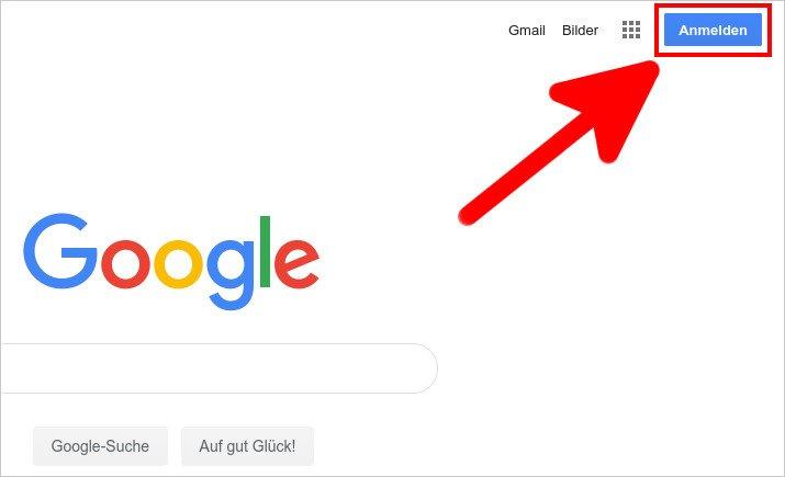 Nicht möglich android gmail anmeldung Android Google