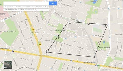 luftlinie berechnen mit google maps distanzen messen. Black Bedroom Furniture Sets. Home Design Ideas