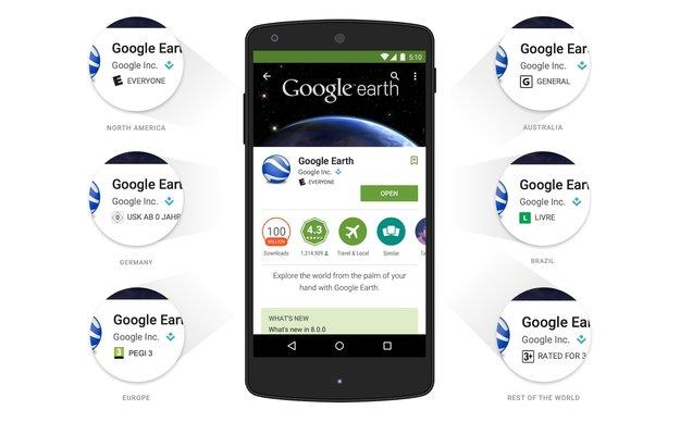 Play Store: Altersfilter für Apps, mehr Transparenz für Entwickler