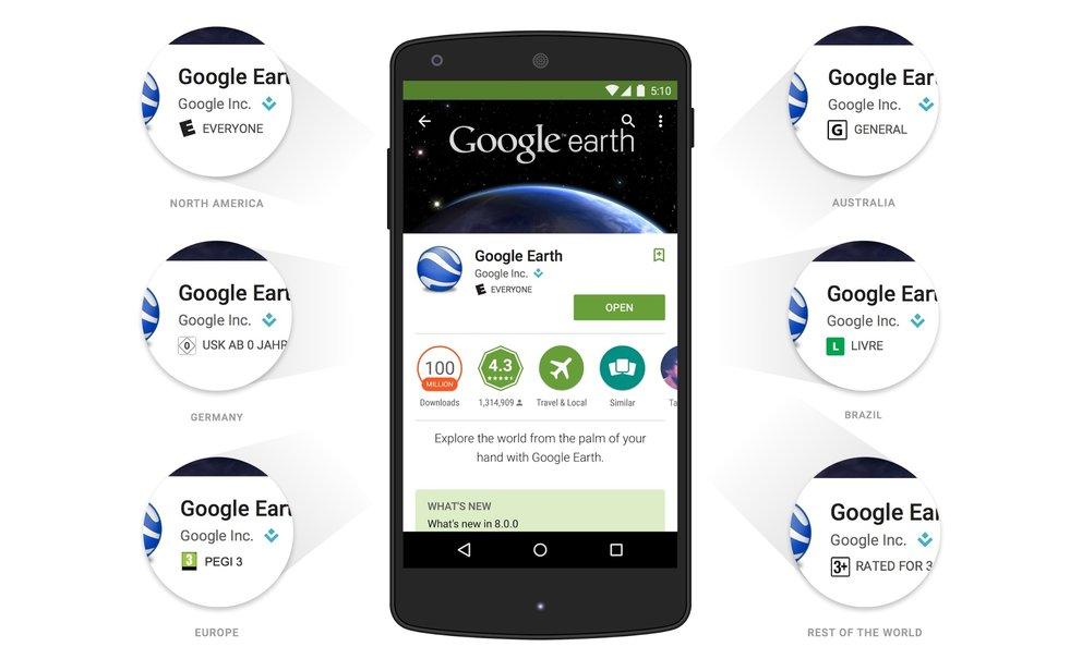Play Store: Altersfilter für Apps, mehr Transparenz für Entwickler ...
