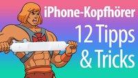 iPhone-Kopfhörer: 12 nützliche Tipps und Funktionen