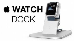 Apple Watch Dock: Twelve South HiRise schon in Deutschland bestellbar