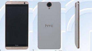 HTC One E9: Plastik-Ableger des M9 mit MediaTek-Chip und größerem Display gesichtet