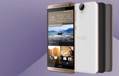 HTC One E9+:...