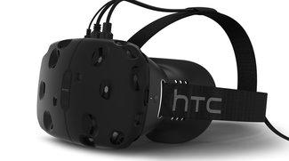 HTC Vive: Release-Datum und Preis - Wann erscheint die VR-Brille und was wird sie kosten?