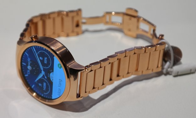 Huawei Watch ab 349 Euro vorbestellbar